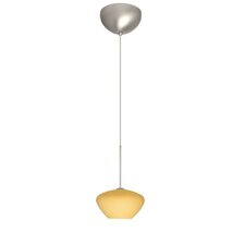 <strong>Besa Lighting</strong> Peri 1 Light Mini Pendant