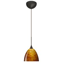 <strong>Besa Lighting</strong> Sasha 1 Light Mini Pendant