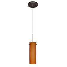 <strong>Besa Lighting</strong> Copa 1 Light Mini Pendant