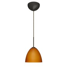 <strong>Besa Lighting</strong> Sasha II 1 Light Mini Pendant