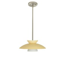 <strong>Besa Lighting</strong> Trilo 1 Light Pendant