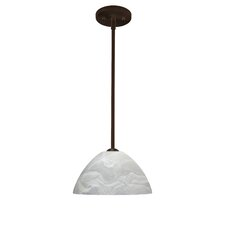 <strong>Besa Lighting</strong> Porto 1 Light Pendant