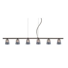 Nico 6 Light Linear Pendant
