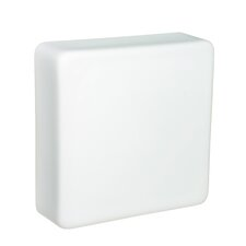 Geo 2 Light Outdoor Wall Sconce