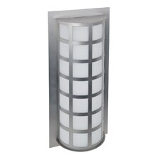 Scala 2 Light Outdoor Wall Sconce
