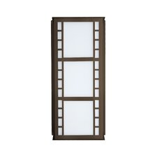 Napoli 2 Light Outdoor Wall Sconce