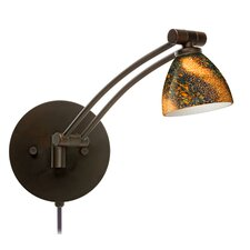 Divi Swing Arm Wall Sconce