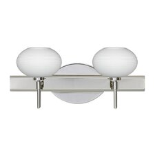 Lasso 2 Light Bath Vanity Light