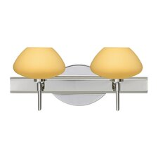 Peri 2 Light Bath Vanity Light