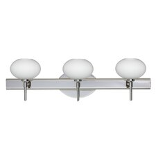 Lasso 3 Light Bath Vanity Light