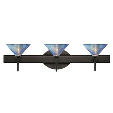 Kona 3 Light Vanity Light