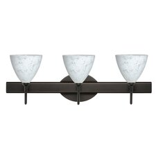 Mia 3 Light Bath Vanity Light
