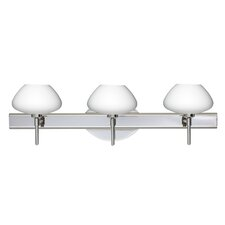 Peri 3 Light Bath Vanity Light
