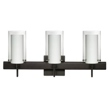 Pahu 3 Light Vanity Light