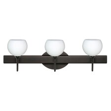 <strong>Besa Lighting</strong> Palla 3 Light Bath Vanity Light