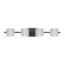 <strong>Besa Lighting</strong> Paolo 4 Light Vanity Light
