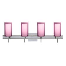 Pahu 4 Light Vanity Light