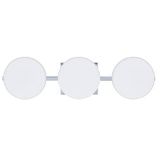 <strong>Besa Lighting</strong> Ciro 3 Light Bath Vanity Light