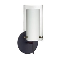 Pahu 1 Light Wall Sconce