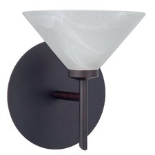 <strong>Besa Lighting</strong> Kona Interior-Only Wall Sconce