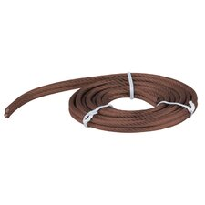 Flexible Feed Cable in Bronze