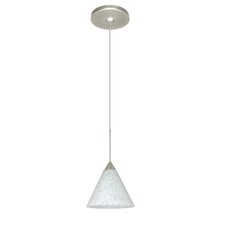 <strong>Besa Lighting</strong> Kani 1 Light Mini Pendant