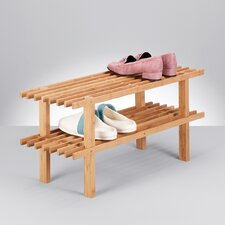 Bambus Schuhständer