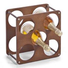 Weinregal erweiterbar mit 4 Verbindungsstücken