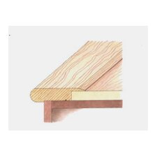 "2.6"" Stair Nose Laminate Trim"