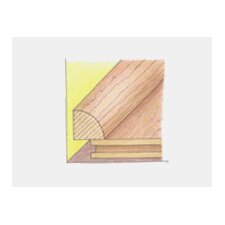 "0.7"" Quarter Round Laminate Trim"