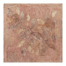 "<strong>Mohawk Flooring</strong> Slate Quarry Stone 4"" x 4"" Decorative Corner Insert in Terra"