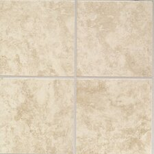 "<strong>Mohawk Flooring</strong> Ristano 6"" x 6"" Wall Tile in Crema"