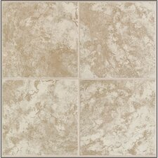 "<strong>Mohawk Flooring</strong> Pavin Stone 6"" x 6"" Wall Tile in Gray Flannel"