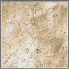 "Primabella 12"" x 12"" Floor Tile in Cappuccino"