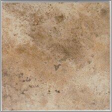 "Primabella 18"" x 18"" Floor Tile in Espresso"