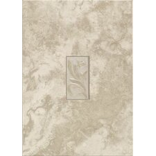 "Natural Pavin Stone 14"" x 10"" Decorative Accent Wall Tile in Gray Flannel"