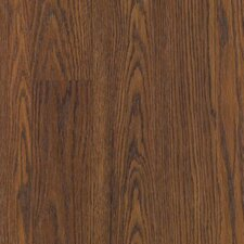 <strong>Mohawk Flooring</strong> Barchester 8mm Oak Laminate in Ginger Brown Strip