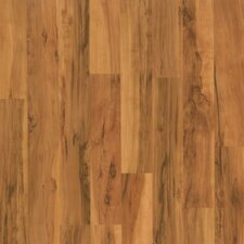 <strong>Mohawk Flooring</strong> Carrolton Plus 8mm Maple Laminate in Caramel Spalted Strip