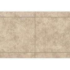 "Natural Bella Rocca 9"" x 3"" Bullnose Tile Trim in Roman Beige"