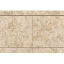 """Ristano 1"""" x 1"""" Quarter Round Corner Tile Trim in Crema"""
