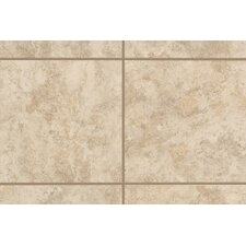 "Ristano 6"" x 2"" Counter Rail Tile Trim in Crema"