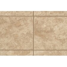 "Ristano 6"" x 2"" Counter Rail Tile Trim in Noce"