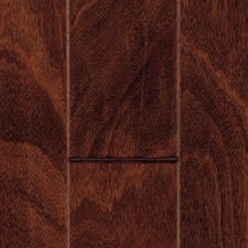 "Artiquity Zanzibar 5"" Engineered Santos Mahogany Flooring in Natural"