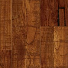 "<strong>Mohawk Flooring</strong> Artiquity Kingsmill 5"" Engineered Antique Elm Flooring in Cider"