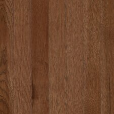 """Revival 3-1/4"""" Solid Hickory Flooring in Thrasher Brown"""