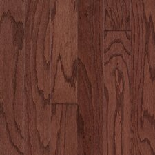 "<strong>Mohawk Flooring</strong> Lineage Forest Oaks 3"" Engineered Oak Flooring in Cherry"