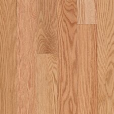 """Lineage Woodbourne 2 1/4"""" Solid Red Oak Flooring in Natural"""
