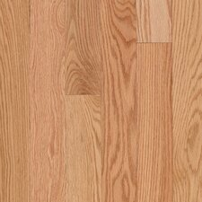 """Lineage Woodbourne 3 1/4"""" Solid Red Oak Flooring in Natural"""