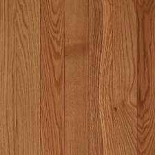 "Lineage Belle Meade 2-1/4"" Solid Oak Flooring in Golden"