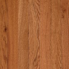 "Lineage Rivermont 2-1/4"" Solid Oak Flooring in Butterscotch"